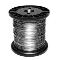 Fio de Aço Inoxidável Para Cerca Elétrica 0,90mm 380m 9526 - DNI -