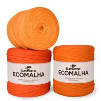 Fio de Malha EuroRoma Ecomalha 140 Metros - Venda por Tons - Eurofios