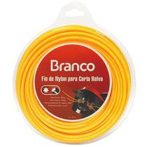 Fio de Nylon 30m X 4mm para Corta Relva B4T 6000 CR - BRANCO-29601330 -