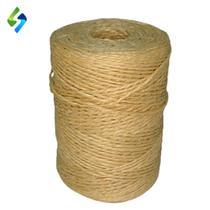 FIO DE SISAL 500M - 2,5MM - SISALSUL - Barbante fibra natural Artesanato Macramê Arranhadores -