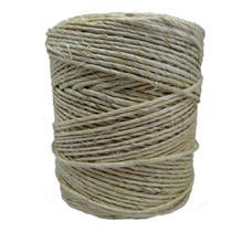 Fio de Sisal 700/1 Natural Razado 650 metros 1 kg artesanato uso geral Apaeb -