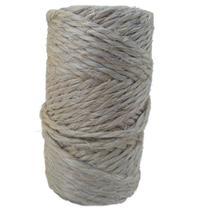 Fio de Sisal 700/2 Areia 30 metros 100gr artesanato uso geral Apaeb -