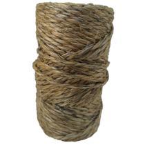 Fio de Sisal 700/2 Camelo 30 metros 100gr artesanato uso geral Apaeb -