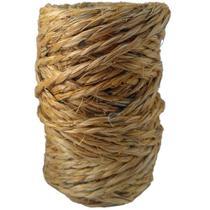 Fio de Sisal 700/2 Rajado 30 metros 100gr artesanato uso geral Apaeb -