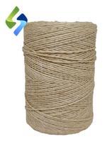 FIO DE SISAL 700M - 1,5MM - SISALSUL - Barbante fibra natural Artesanato Macramê Arranhadores -