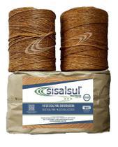 Fio de Sisal Sisalsul BT 4050 para enfardadeira de feno - 2 rolos - Barbante Sisal - Fitilho -