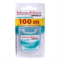 e10ea6efa Fio Dental Johnsons Essencial Menta 100m - Johnsons