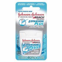 Fio Dental Johnsons & Johnsons Expansion Plus Extra Fino 50m - Reach
