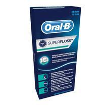 Fio Dental Super Floss Oral-B - 50 unidades - Oral B