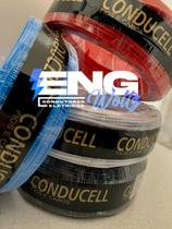 Fio Elétrico flex 6,0MM C/100mts CONDUCELL -
