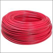 Fio Flexível para Instalação Automotiva 0,75 mm 100 Metros Vermelho - PERMAK