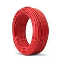 Fio Flexível para Instalação Automotiva 1,50 mm 100 Metros Vermelho - PERMAK