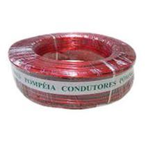 Fio Paralelo Pompeia Bicolor Cristal 2X10 4,00M 25,00 Metros. -