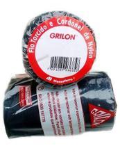 Fio Torcido Encala Grilon Preto 210/24 Mazzaferro 200 Gramas 300 Metros -