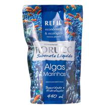 Fiorucci Algas Marinhas Refil - Sabonete Líquido 440ml -