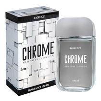 Fiorucci chrome for men 100ml -