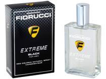 Fiorucci Extreme Black For Men Deo Colônia Perfume - Masculino Deo Colônia 100ml -