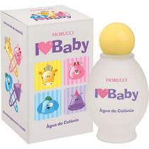 Fiorucci I Love Baby Água de Colônia 100mL -