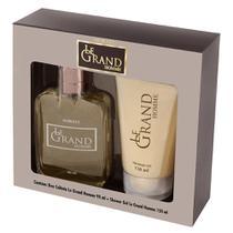 Fiorucci Le Grand Homme Kit - Deo Colônia + Gel de Banho -