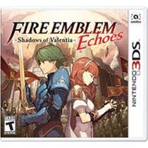 Fire Emblem Echoes: Shadows Of Valentia - 3Ds - Nintendo