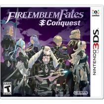 Fire Emblem Fates: Conquest - 3Ds - Nintendo