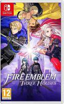 Fire Emblem Three Houses - Mídia Física Switch -