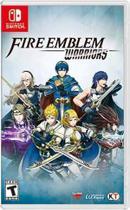 Fire Emblem Warriors Switch Midia Fisica -
