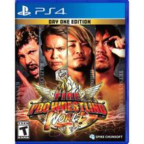 Fire Pro Wrestling World - Ps4 - Sony