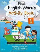 First English Words 1 - Activity Book - Collins -