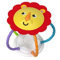 Fisher Price Chocalho Twist  Turn Lion - Mattel
