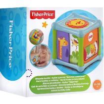 Fisher price cubo animaizinhos divertidos bfh80 - Mattel