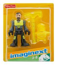 Fisher Price Imaginext Mini Boneco Figura Basica w4696 - Mattel