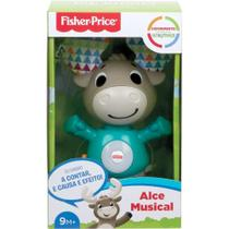 FISHER-PRICE Linkimals ALCE Musical -