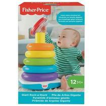 Fisher Price Piramides de Argolas Gogante Mattel GML95 -