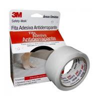 Fita 3M Antiderrapante Transparente 50mmX5m -