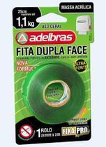 Fita Adelbras Dupla Face 24mmx2m -