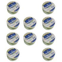 Fita Adesiva Anti Derrapante Fluorescente Brilha no Escuro Kit 10 un - Black Bull