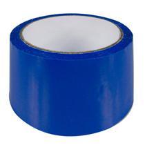 Fita Adesiva Koretech para Embalagem 45mm x 40m Azul Kit com 05 Unidades -