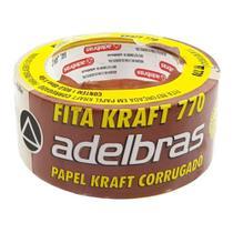 Fita Adesiva Kraft 48x50m Adelbras -