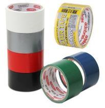 Fita Adesiva Multiuso Silver Tape 48mmx5m Adelbras -