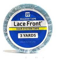 Fita adesiva  p/ colar  lace front, perucas e mega hair 3 metros walker tape- Fina -
