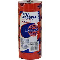 Fita Adesiva Pp 2000 12mmx30m Vermelha Eurocel Pct.c/10 -
