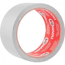 Fita adesiva reforçada 50 mm x 10 m prata Nove54 Prata -