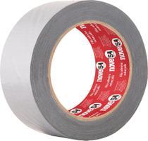 Fita adesiva reforçada silver tape 50mmx10m prata - Nove54 -