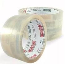 Fita Adesiva Transparente 48mm x 45m - Brilhante