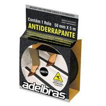 Fita Anti-derrap Adelbras 5x50mm Pr - Rcdeletrica