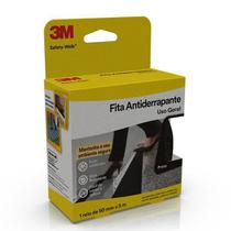 Fita Anti Derrapante Safety Walk 50MMx5M CINZA 3M -