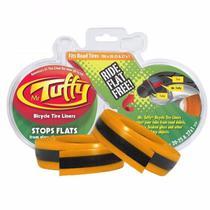 Fita anti-furo mr tuffy 23mm laranja - aro 700 - 700x23 / 700x25 - par - MR. TUFFY