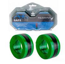 Fita Anti Furo Pneu Aro 29 27.5 26 Safetire 35mm Bike (par) -