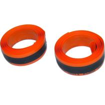 Fita anti furo safetire 23mm bikes 27 e 700 laranja -